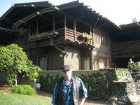 Northwest Corner Gamble House