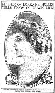 Lillian Fair (Laura's Daughter)