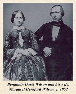 The Wilsons 1852