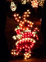 Dancing Rudolph