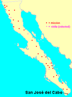 Missions of Baja California