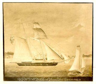 The McLane 1832