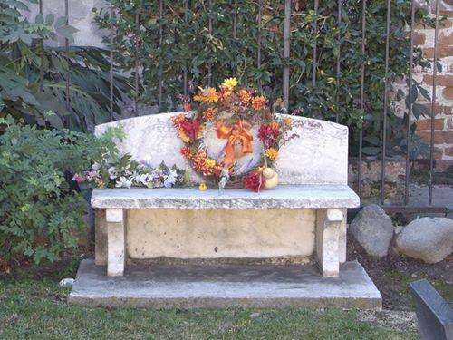 Dona Eulalia's Grave