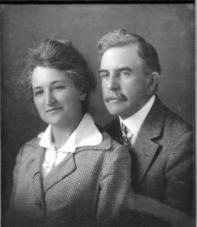 Ida Lubrecht McGroarty and JSMcGroarty