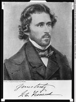 John C. Fremont  1850 (not there)