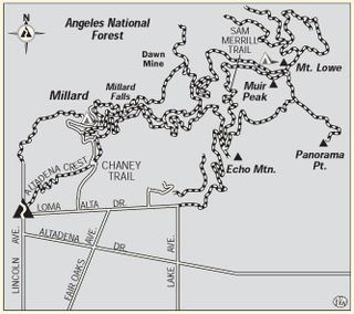 Echo_mountain_trail_map