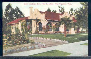 Casa Verdugo Postcard