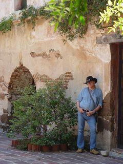 Raven Jake at El Molino Viejo