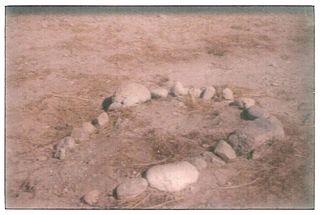 Chemehuevi Grave