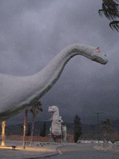 Claude Bell's Dinosaurs