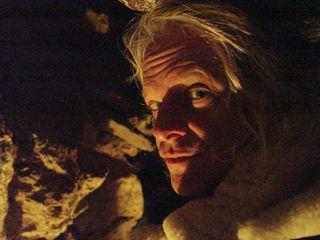 Jake at Mitchell Caverns