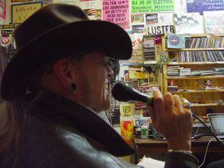 Raven Jake on Radio Misterioso
