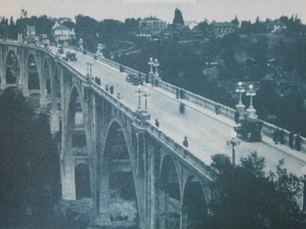 Colorado Street Bridge 1913