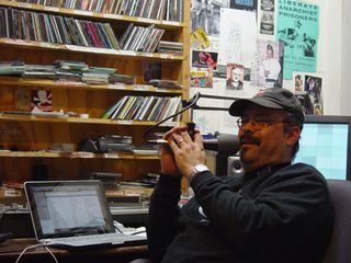 Greg Bishop of Radio Misterioso