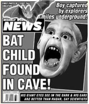 Bat Boy WWN
