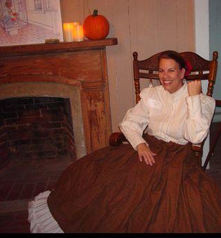 Jane at the MWA