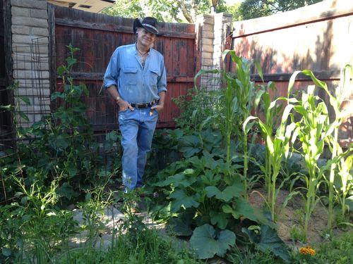 Garden Week 8