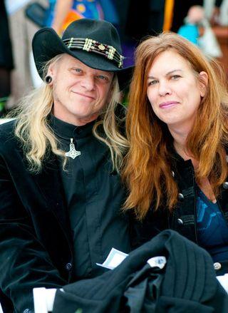 Raven Jake and Jane Dawes