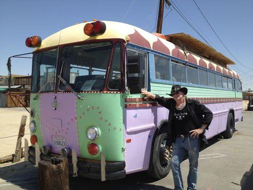Magik bus