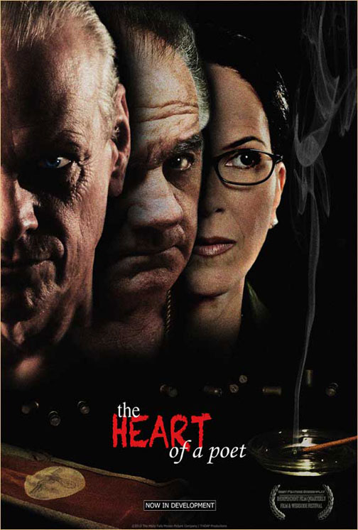 Heart of a Poet cover art