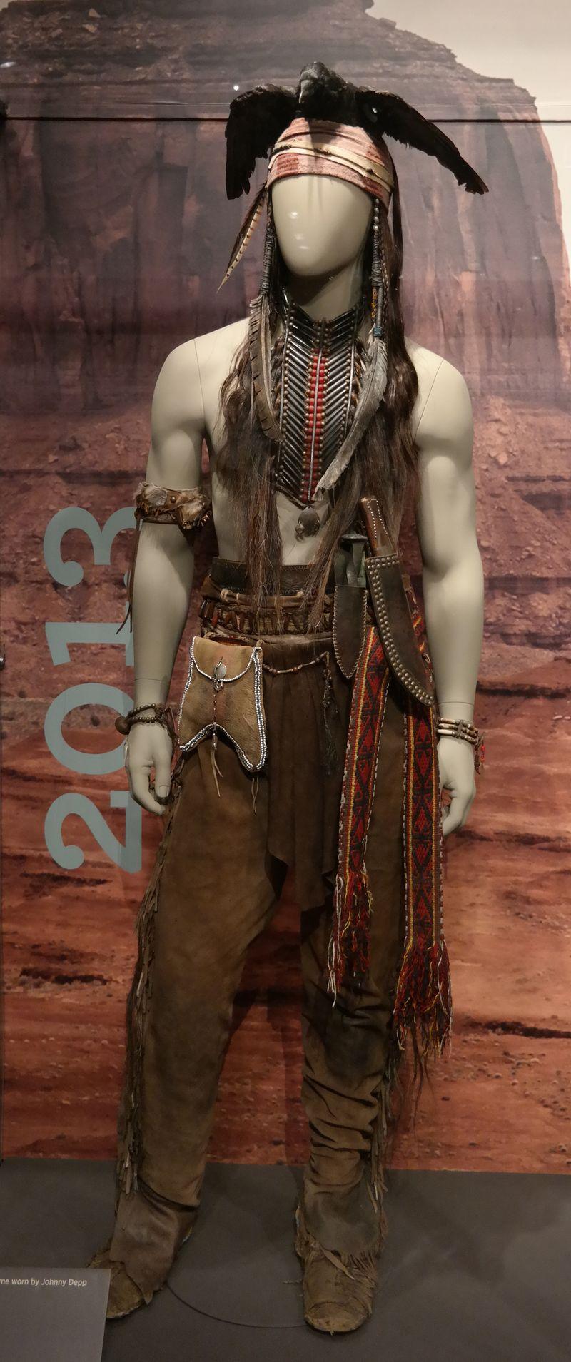 Johny Depp Lone Ranger