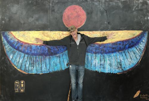 Raven Jake Wings