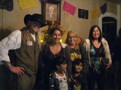 Anita Merchain's Family